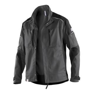 Kübler ActiviQ Jacke 1250 anthrazit/schwarz