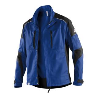 Kübler ActiviQ Jacke 1250 kornblumenblau/schwarz