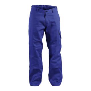 Kübler Quality-Dress Hose 2618 kornblumenblau