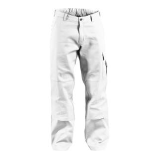 Kübler Quality-Dress Hose 2618 weiss