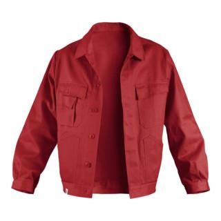 Kübler Quality-Dress Jacke 1637 mittelrot