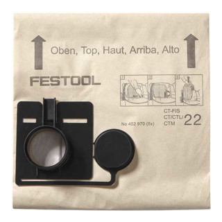 Festool Filtersack FIS-CT