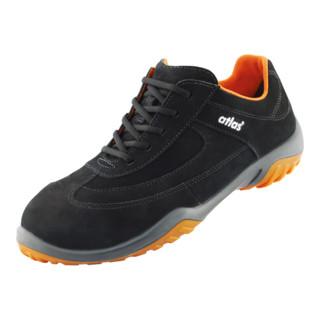 Sicherheitsschuh ESD SN 50 S2 B schwarz/orangeGröße 44