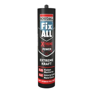 Soudal Montagekleber Fix ALL® X-treme Power