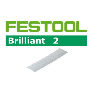Festool Schleifblätter STF 46x178/0 P120 BR2/10 Brilliant 2