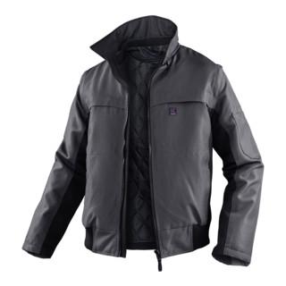 Kübler Wetter-Dress Jacke 1167 anthrazit/schwarz