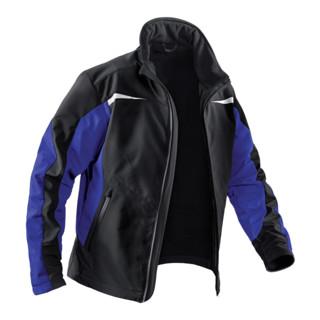 Kübler Wetter-Dress Jacke 1241 schwarz/kornblumenblau