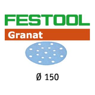 Festool Schleifscheiben STF D150/16 P80 GR/50 Granat