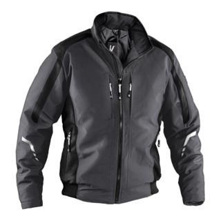 Kübler Wetter-Dress Jacke 1367 anthrazit/schwarz