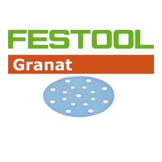 Festool Schleifscheiben STF D150/16 P180 GR/100 Granat