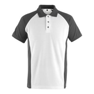 Mascot Polo-Shirt Bottrop Weiß/Dunkelanthrazit