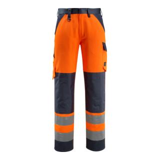 Mascot Hose Maitland orange/schwarzblau