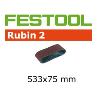 Festool Schleifband Rubin 2