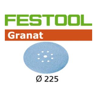 Festool Schleifscheiben STF D225/8 P180 GR/25 Granat