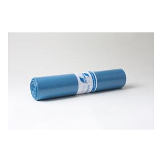Deiss Premium Typ 60 - Abfallsack 120l, blau (25 Stück/Rolle)