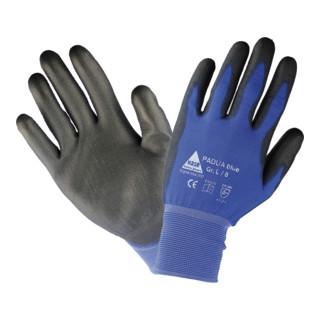 Hase Montagehandschuhe Padua Blue Nylon