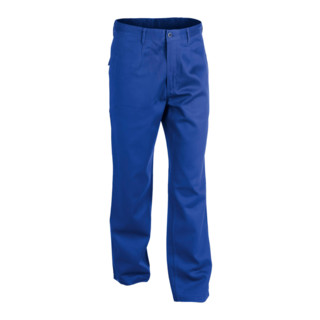 Kübler PSA Schweißerschutz Hose 2431 8411 kornblumenblau