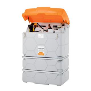 Cemo Cube-Schmierstofftank Outdoor Premium
