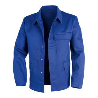 Kübler PSA Schweißerschutz Jacke 1412 8511 kornblumenblau