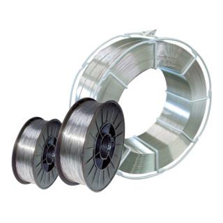 Schweißkraft MAG Edelstahl-Schweißdraht 1.4316 / D 300 / 15,0 kg / 0,8 mm Grundwerkstofff u.a. 1.4311