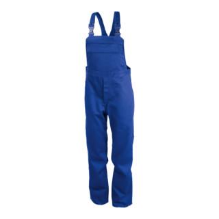 Kübler PSA Schweißerschutz Latzhose 3457 8511 kornblumenblau