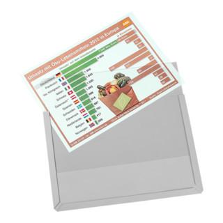 Eichner Magnet-Sichttasche aus Hart-PVC DIN A4 ...