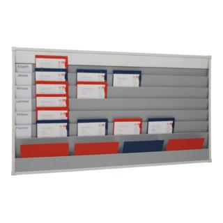 Eichner Planungstafel A4 für den Werkstattbereich