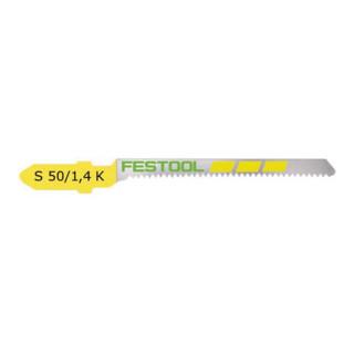 Festool Stichsägeblatt S 50/1,4 K/5