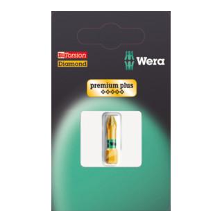 Wera 855/1 BDC SB Pozidriv-Bit, Länge 25mm