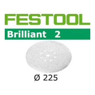 Festool Schleifscheiben STF D225/8 P120 BR2/25 Brilliant 2