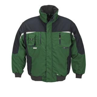 Terratrend Job Revolution Jacke grün/schwarz
