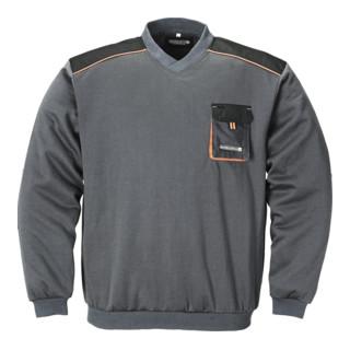 Terratrend Job Pullover dunkelgrau/schwarz