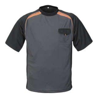 Terratrend Job T-Shirt dunkelgrau/schwarz