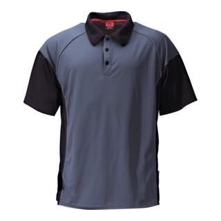 Canadian Line Polo grau/schwarz
