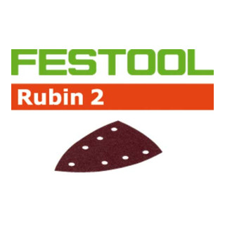Festool Schleifblätter STF Delta Rubin