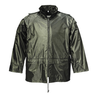 Terratrend Rainforce Regenjacke oliv