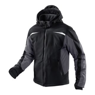 Kübler Wetter-Dress Winter Softshell Jacke 1041 schwarz/anthrazit