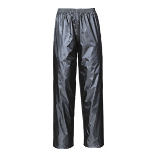Terratrend Rainforce Regenhose schwarz