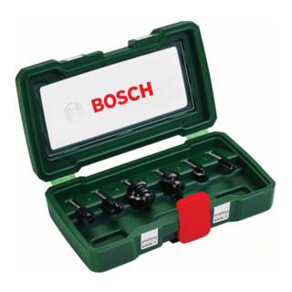 Bosch Fräser-Set HM