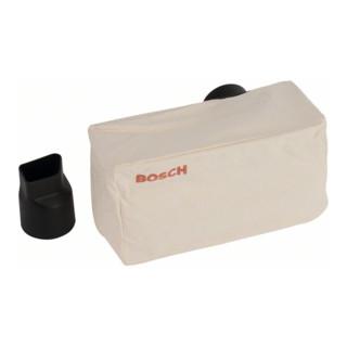 Bosch Gewebe-Staubbeutel zu Handhobel mit Adapter