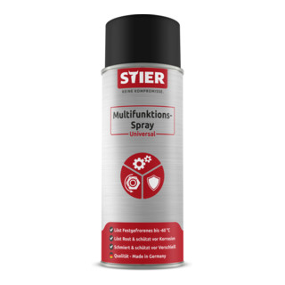 Stier Multifunktions-Spray universal 400ml