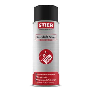 Stier Druckluft-Spray rückstandsfrei 400ml