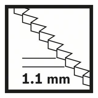 Bosch Carbide Tauchsägeblatt SAIZ 32 ALT Metal 32 x 70 mm