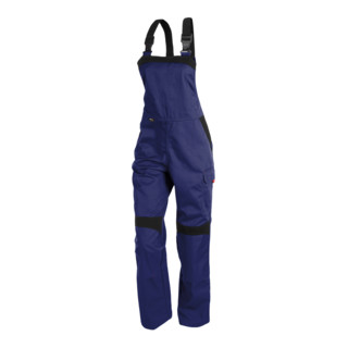 Kübler Inno Plus-Dress Latzhose 3856 marine/schwarz