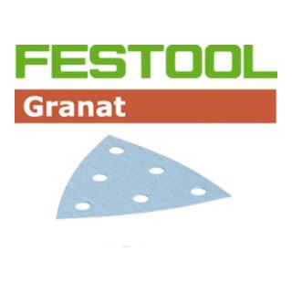 Festool Schleifblätter STF 93V/6 P80 GR/50 Granat