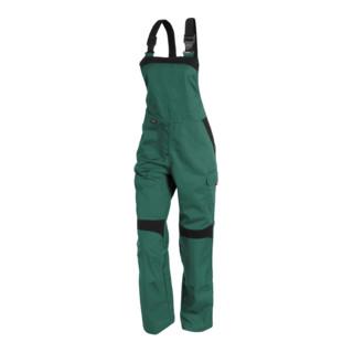 Kübler Inno Plus-Dress Latzhose 3856 moosgrün/schwarz