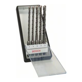 Hammerbohrer-Robust Line-Set, SDS-plus-5, 6 - 10 mm