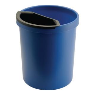 Industrial Quality Supplies Abfalleinsatz 6l Kunststoff schwarz