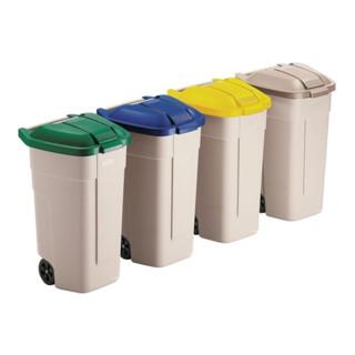 Abfallsammler m. Rädern