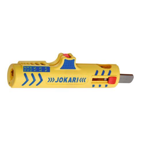 Abmantelungswerkzeug Secura Nr.15 L.124mm D.8-13mm 0,2-4 (Litze) mm² JOKARI